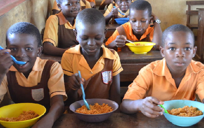 Government to clear arrears of school feeding caterers before July