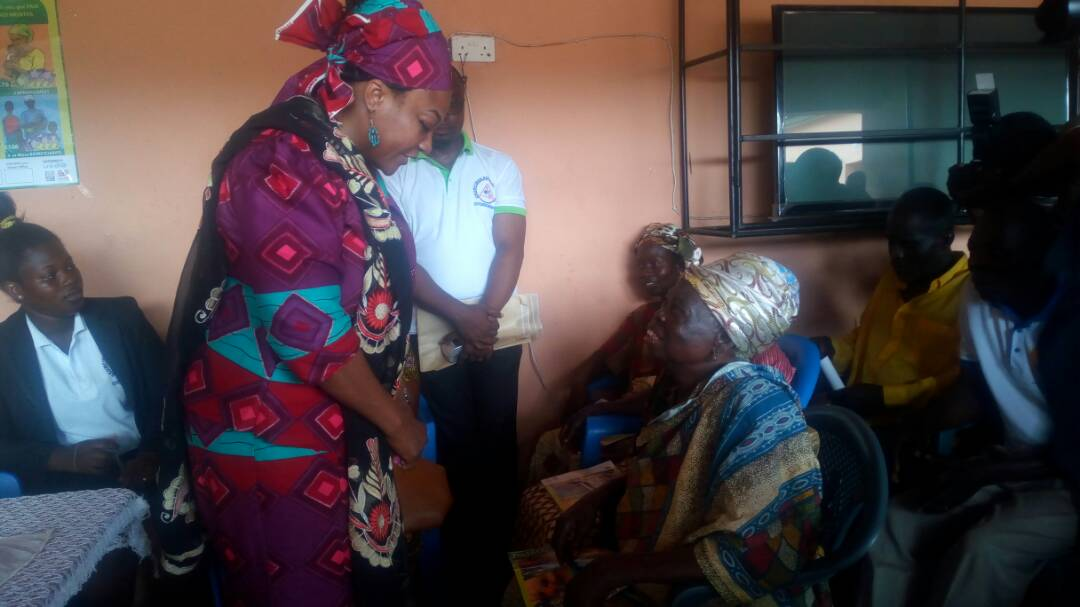 Fistula, Stroke, tuberculosis patients to benefit from LEAP