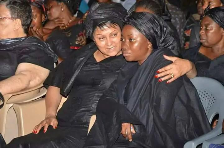 OFFICIAL: Major Mahama's Burial Arrangements Released