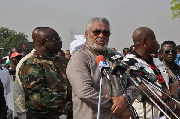 Rawlings drowns NDC's 2020 hopes with a another punch