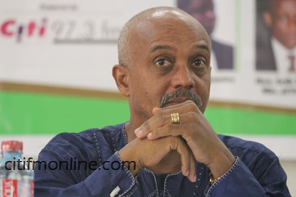 Casely-Hayford comments about parliament treasonable-Ras Mubarak