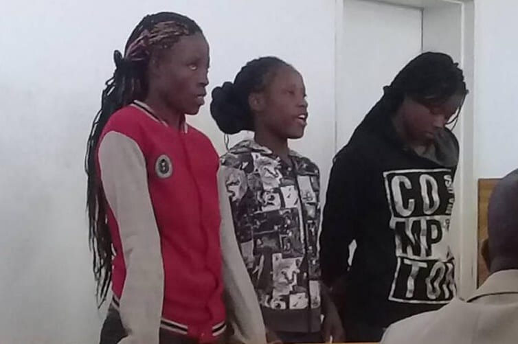 Three women arrested for raping a pastor