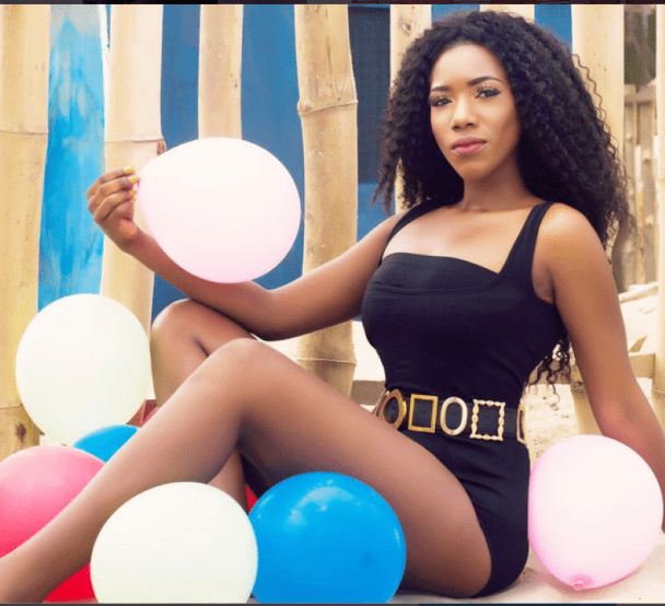 I've not had sex for three years – Victoria Lebene