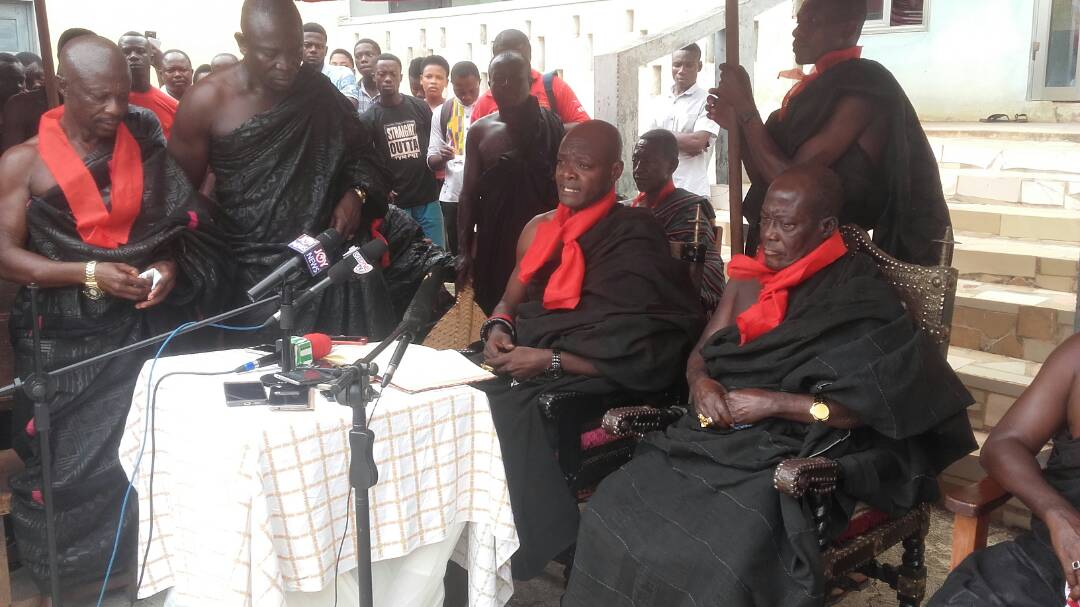 It is either Exton Cubic Group or no company-Nyinahini Chiefs declare