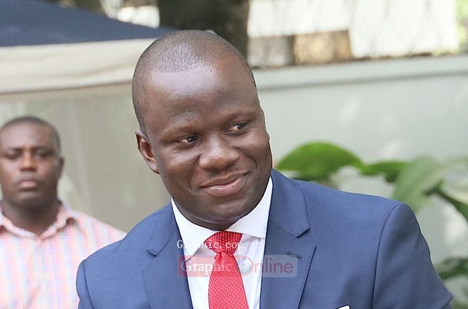 Deputy Chief of Staff donates to Gonja Students of UEW at Ajumako