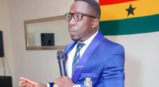 Car will crash Nicholas Omane Acheampong to Death – Mr. Beautiful