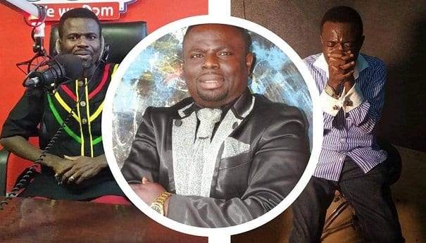 VIDEO: Lil Win Donates to Prophet Seth Frimpong in Kumasi