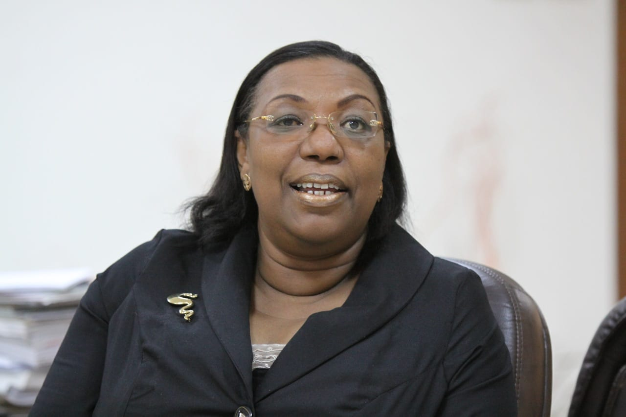 Confirmed:  Betty Mould Joins NDC Chairmanship Race