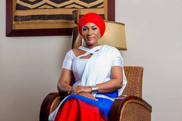 Strive to meet the expectations of movie lovers – Samira Bawumia tells movie producers