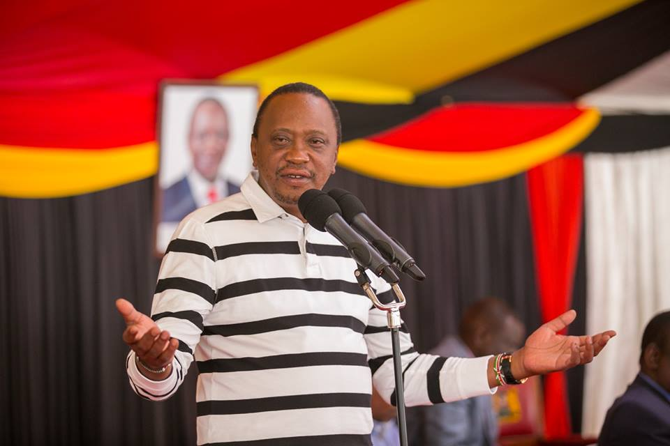 We're ready for repeat election, President Kenyatta says