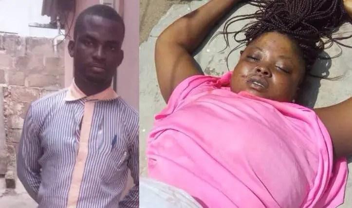 Man murders girlfriend at Mamprobi