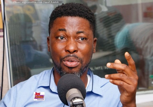 The masses love real people – Kwame A Plus tells John Dumelo