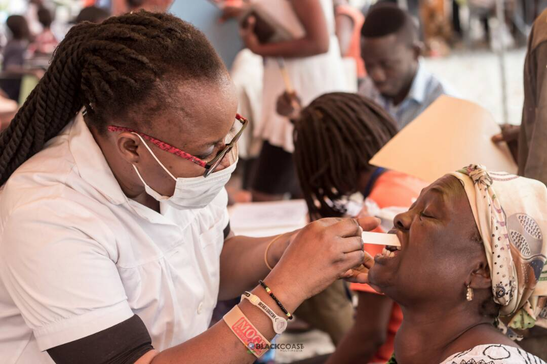 Malaria cases, dental complications on the rise in Amasaman