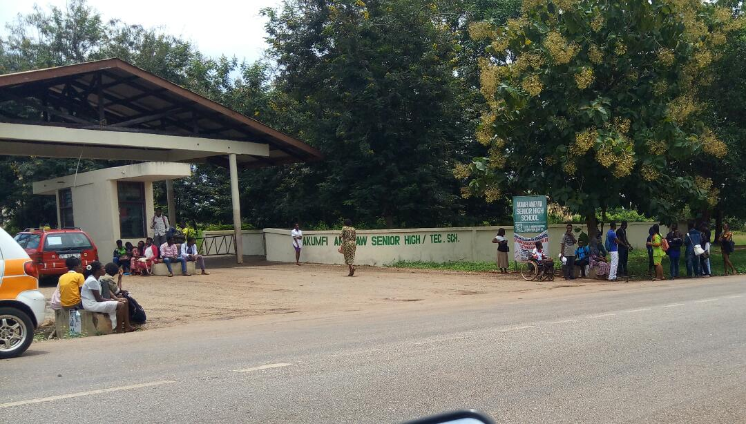 Free SHS: embattled Headmaster directed to refund extorted monies to students