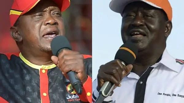 Judges annul Kenya presidential election