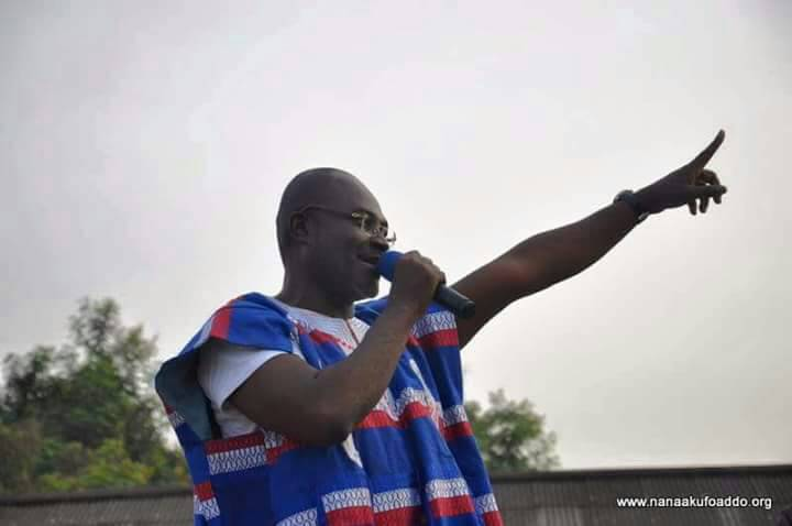 Kennedy Agyapong dares Military High Command; 'Try me'