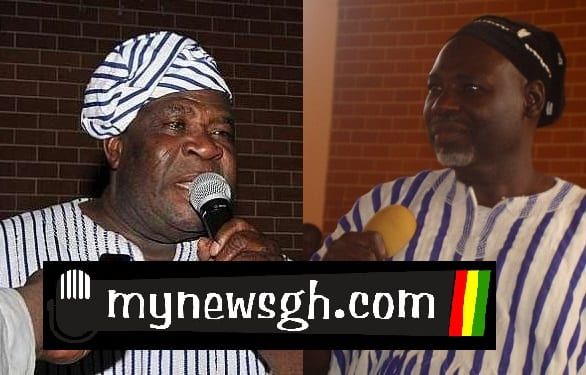 Everyone knows Bugri Naabu is 'a fool with a big mouth'-former NPP chairman