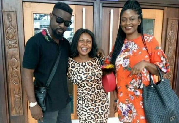 Sarkodie's Fiancé expecting second baby