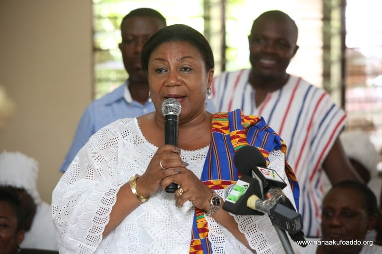 Akufo-Addo using wife to beg Ghanaians not to criticise him –Brogya Genfi