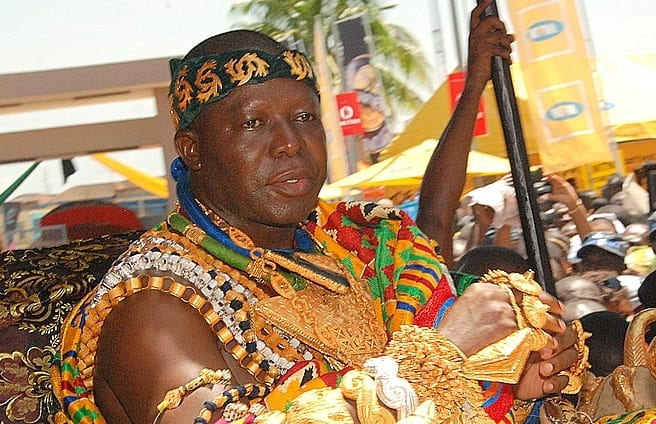 Politicians trying to ruin the image of Otumfuo should not dare-Yamoah Ponkoh