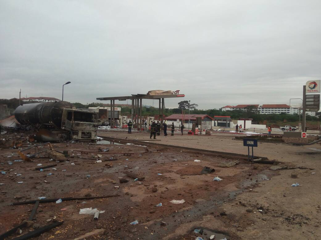 Gas explosion: Cabinet bans construction of new fuel and gas stations