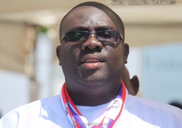 Our youth groups have resolved to change from their bad ways – Sammy Awuku