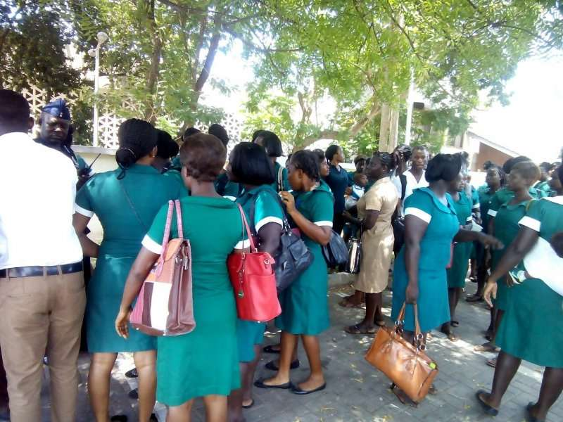 6 trainee nurses who threatened to kill Director released on bail