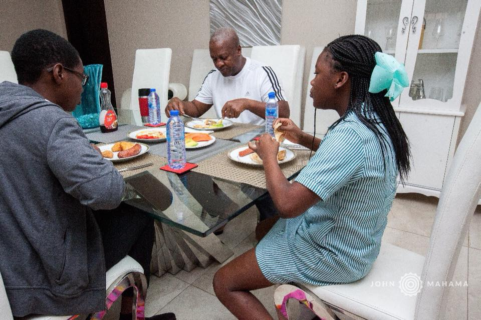 """""""It certainly feels different"""" – Mahama shares birthday outside presidency"""