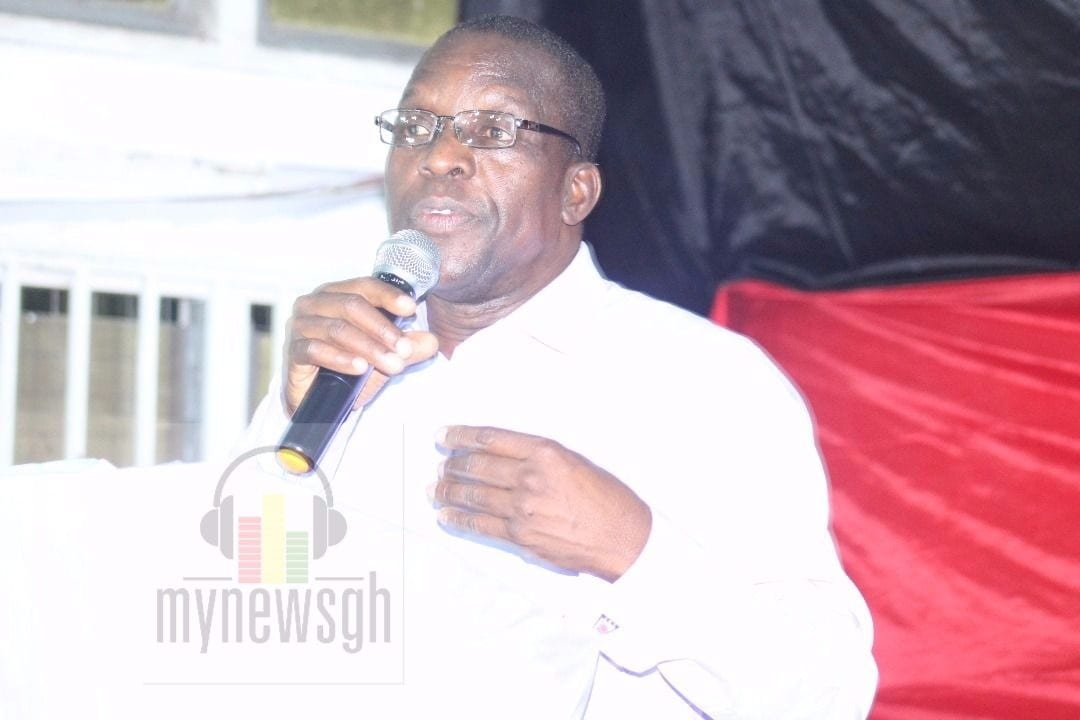 AUDIO: 'Weakling' DCEs in Ghana more powerful than MPs -Bagbin