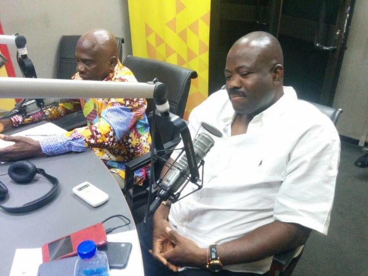 Akufo-Addo is 'chief lobbyist' for the homosexual community-Akamba