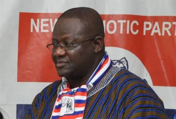 Afoko 'exposes' Majority Leader on allegations he frustrated Nana Addo