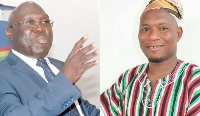 I've not stolen Innusah Fuseini's campaign vehicle-NDC Youth Organiser