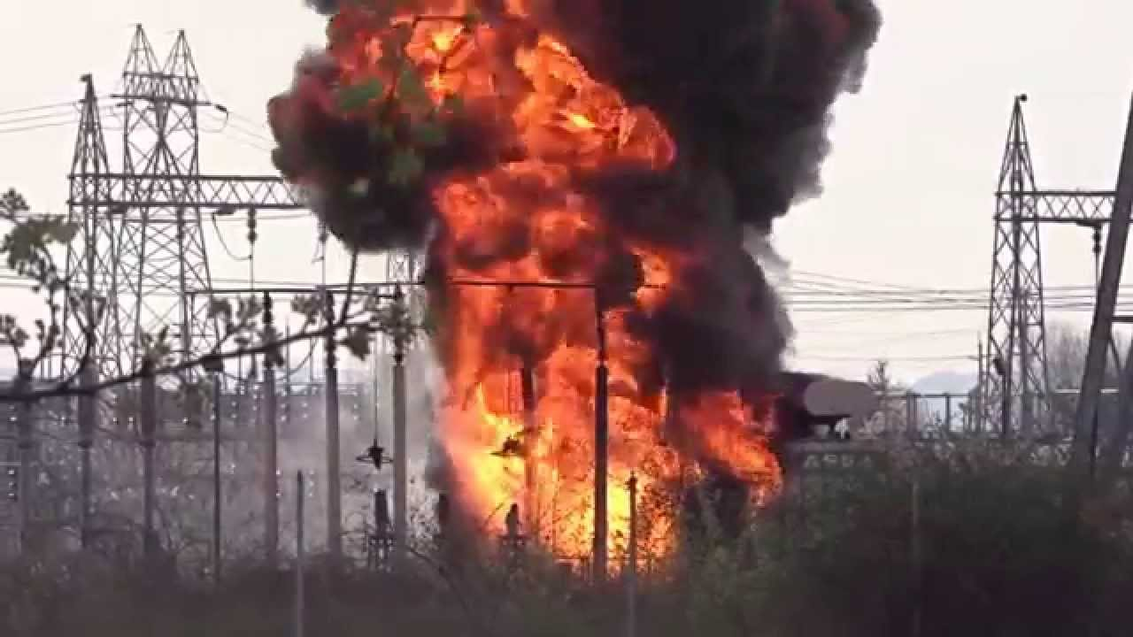 Fire guts main GRIDCo station in Tamale; entire metropolis plunged in darkness