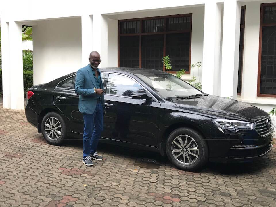 Finance Minister acquires Kantanka salon car; others to follow?