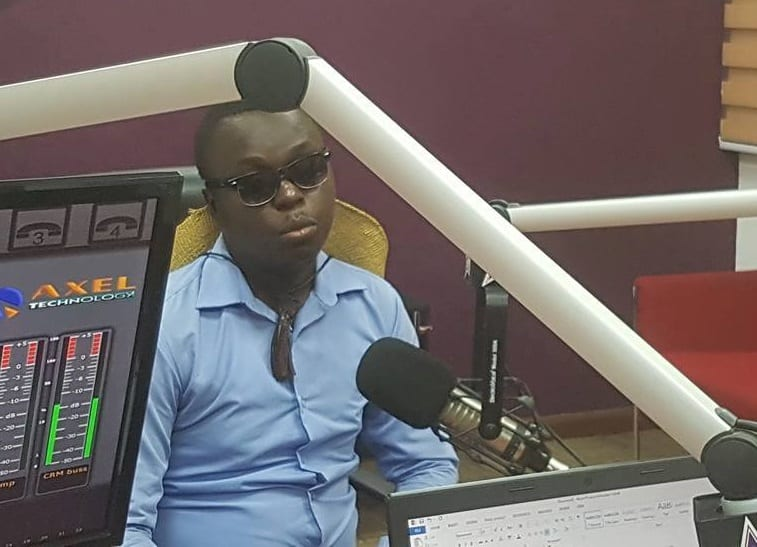 Anyone who boozes is a member of Ghana Drunkards Association-President