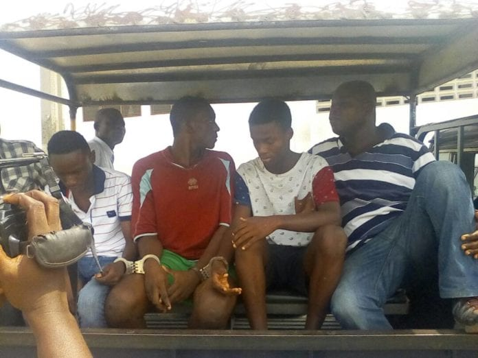 Maximum jail term for gang-rapists will be 3 years-Former State Attorney