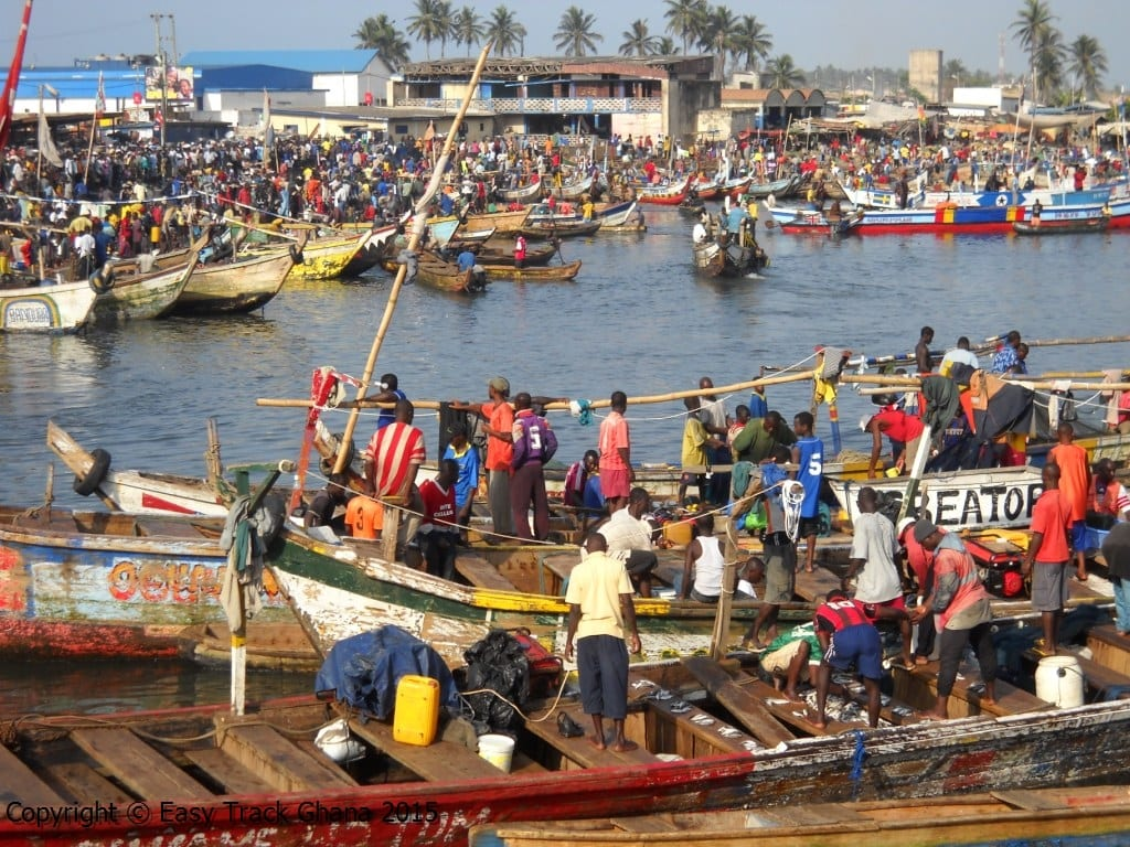 NDC still controlling premix fuel distribution reason for its shortage-Fishermen allege