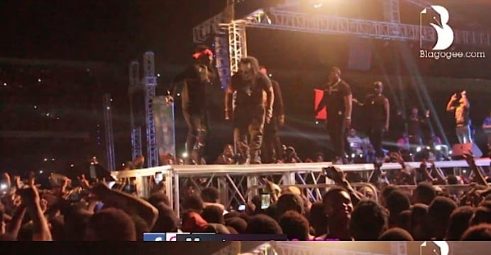 Shut up! if I was slapped is it your ears – Slapped bodyguard defends Shatta Wale