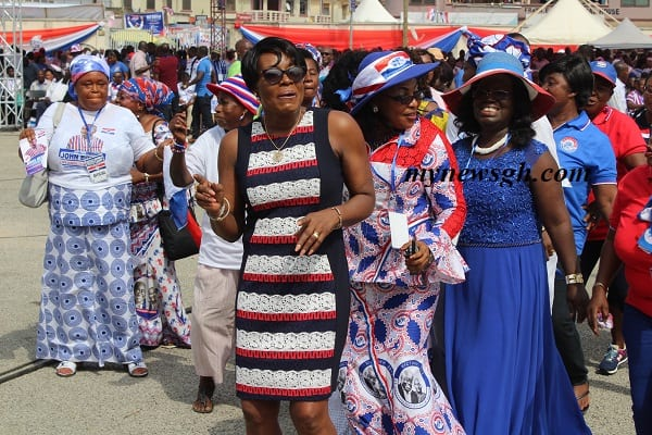 VIDEO:Attorney General exhibits dancing skills at NPP conference