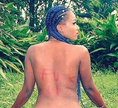 3 Ghanaian Celebrities whose nudity broke the internet in 2017
