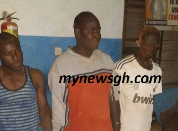 Armed robbers shoot and injure driver on Tumu-Wa road on Xmas Day; 3 arrested