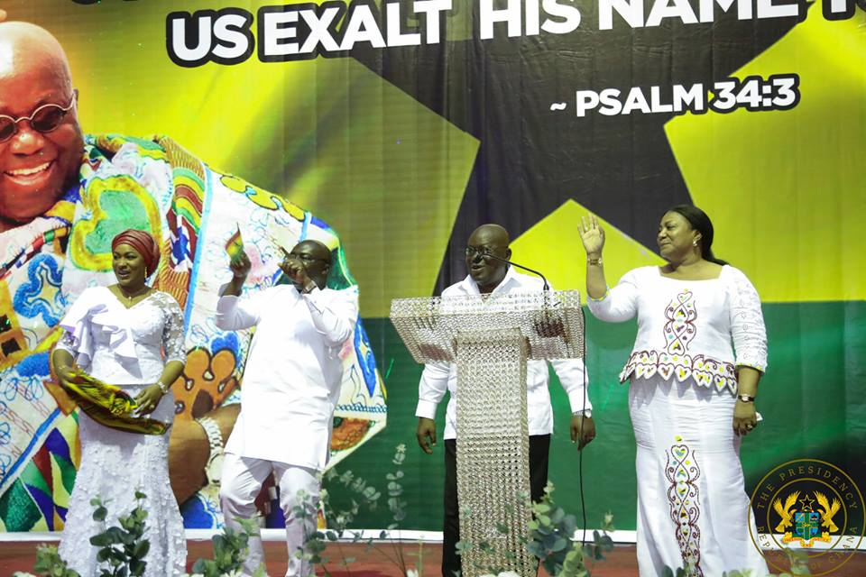 Some Ghanaians 'pooh-pooh' on NPP's one year election victory celebrations