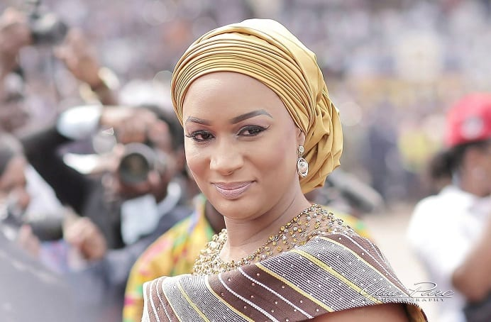 PHOTOS:The many times Samira Bawumia blazed the fashion trail in 2017