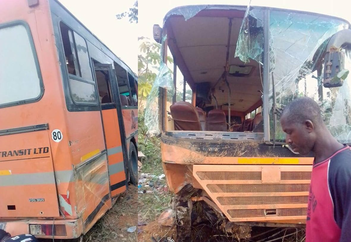 4 die in ghastly Metro Mass Accident at Enchi