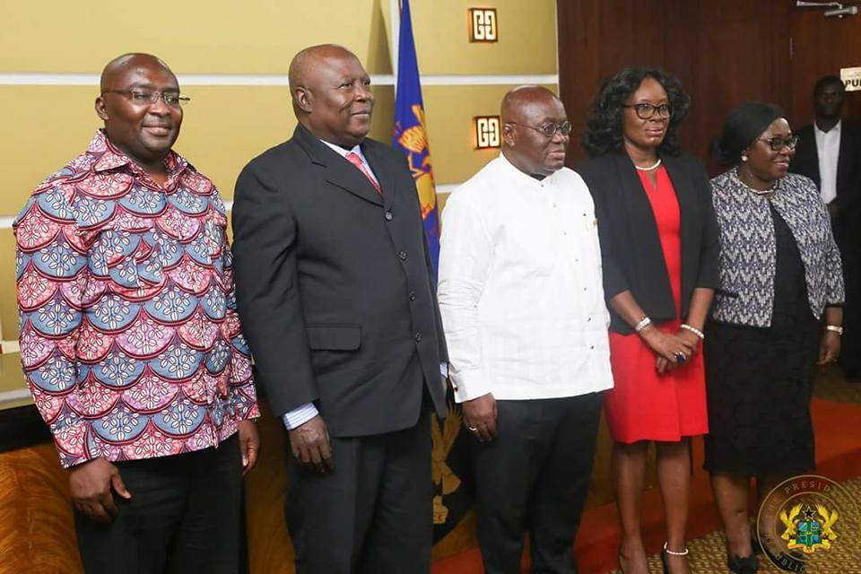 The craziest presidential appointment-Manasseh writes