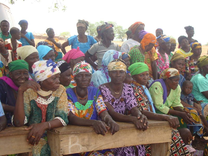 10% of women accused of witchcraft unwilling to be reunited with families