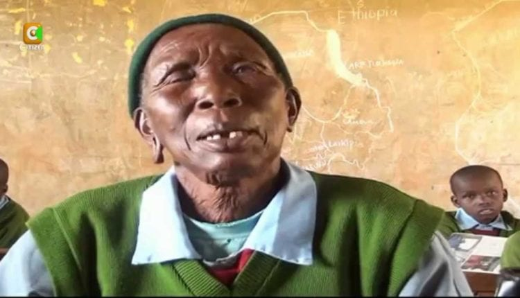 PHOTOS: 90-Year-Old Grandma Enrolls In Basic School In Kenya