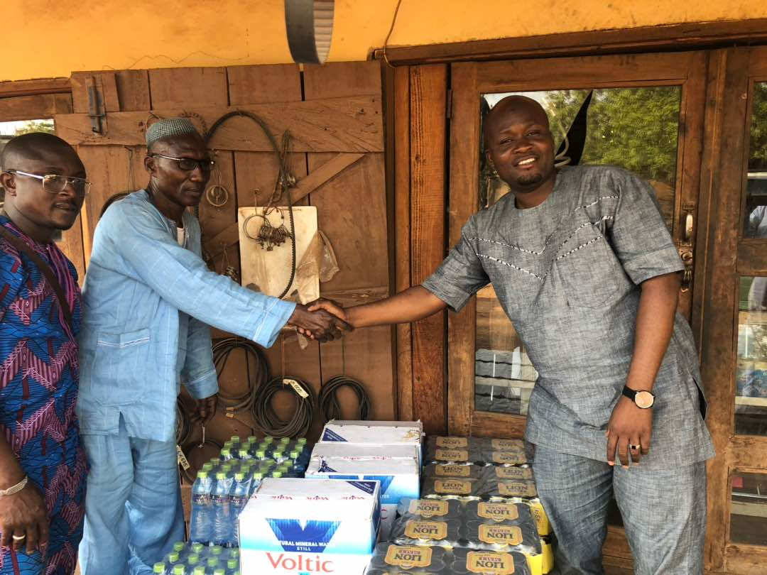 Deputy Minister assists 4 Tamale constituencies towards executive elections