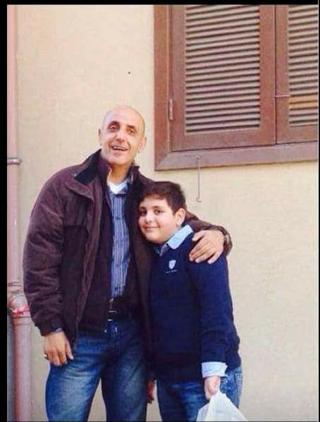 This picture of murdered Lebanese with his young son will break your heart