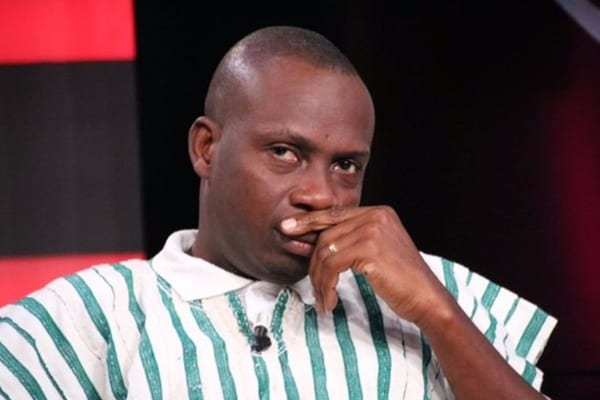 A prostitute who needs help has disgraced her v*gina- Counselor Lutterodt